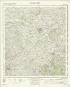 Hereford - OS One-Inch Map