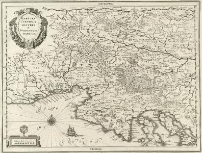 Karstia Carniola Histria et Windorvm Marchia