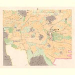 Skudra - c7742-1-002 - Kaiserpflichtexemplar der Landkarten des stabilen Katasters