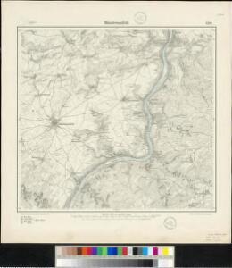 Meßtischblatt 3319 : Münstermaifeld, 1902