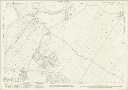 Hampshire and Isle of Wight LXXXVI.1 (includes: Bournemouth; Hurn) - 25 Inch Map