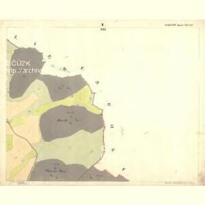 Rosenberg - c6601-1-002 - Kaiserpflichtexemplar der Landkarten des stabilen Katasters