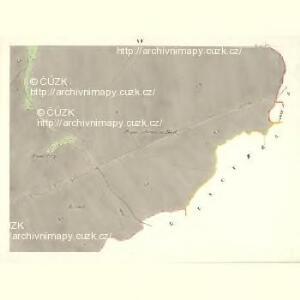 Neueigen (Nowawes) - m2042-1-007 - Kaiserpflichtexemplar der Landkarten des stabilen Katasters