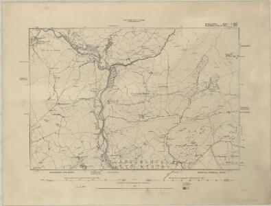 Lincolnshire CLIII.NW - OS Six-Inch Map