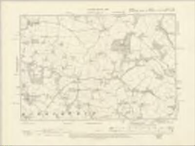 Dorset XXVIII.NW - OS Six-Inch Map