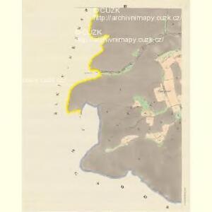 Gross Hermsdorf (Welka Heřmanka) - m0696-1-003 - Kaiserpflichtexemplar der Landkarten des stabilen Katasters