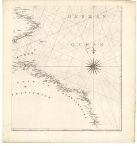 A chart of part of the South of Scotland, from Berwick upon Tweed to Skateraw Harbour in the County of Kincardine...