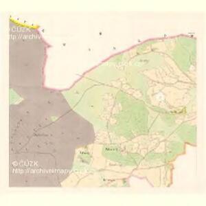 Zalles (Zalezla) - c9105-1-002 - Kaiserpflichtexemplar der Landkarten des stabilen Katasters