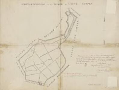 Nieuwe-Goote, gemeente Nieuwenhoorn.
