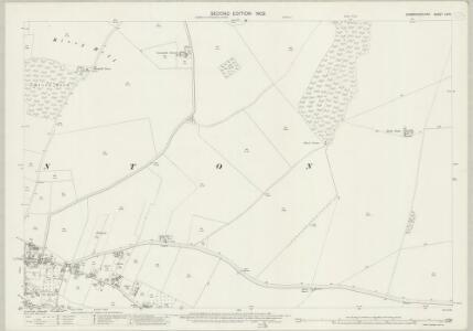 Cambridgeshire LV.15 (includes: Hadstock; Horseheath; Linton) - 25 Inch Map