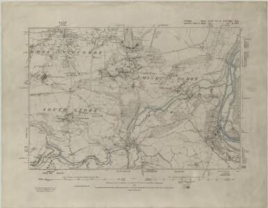 Warwickshire LV.NE - OS Six-Inch Map