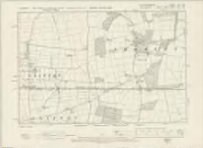 Nottinghamshire XXI.NW - OS Six-Inch Map