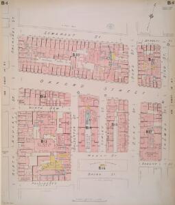 Insurance Plan of London West, North West Vol. B: sheet 4