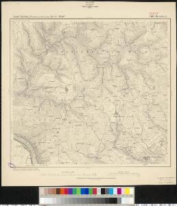 Meßtischblatt 3405 : Pressberg, 1876