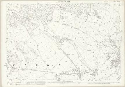 Yorkshire CXXXIV.5 (includes: Conistone With Kilnsey; Grassington; Thresfield) - 25 Inch Map
