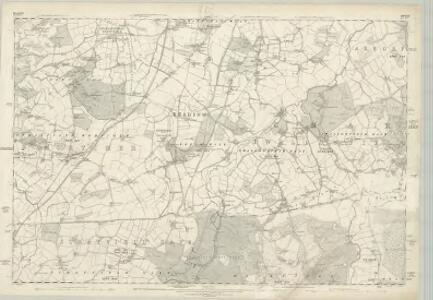 Monmouthshire XL - OS Six-Inch Map