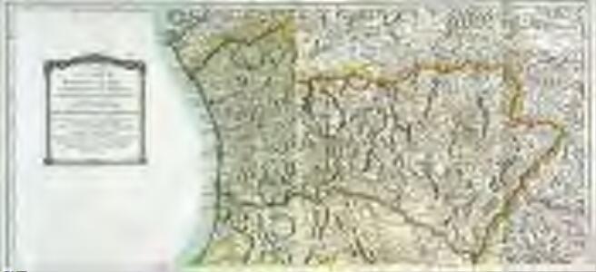 Mapa general del reyno de Portugal, 1