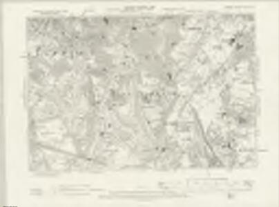 Surrey VIII.NW - OS Six-Inch Map
