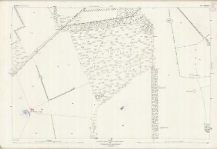 Norfolk LXXXIII.8 (includes: Hilborough; Little Cressingham; Stanford; Tottington) - 25 Inch Map