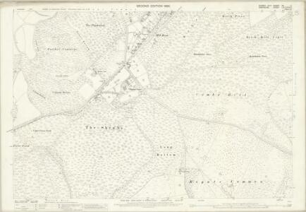 Sussex XX.4 (includes: Liss; Rogate) - 25 Inch Map