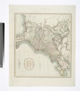 A new map of the United States of America, from the latest authorities / by John Cary, engraver.