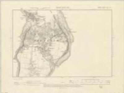 Dorset LVIII.SE - OS Six-Inch Map