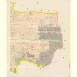 Ulliersreith - c5417-1-003 - Kaiserpflichtexemplar der Landkarten des stabilen Katasters