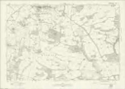 Gloucestershire XIV - OS Six-Inch Map