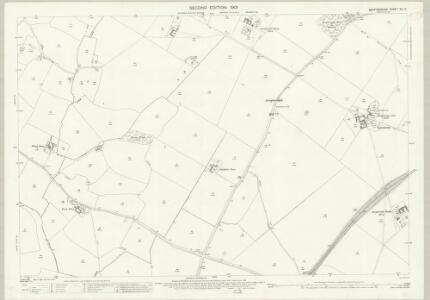 Bedfordshire XX.12 (includes: Aspley Guise; Hulcote and Salford; Husborne Crawley; Lidlington; Ridgmont) - 25 Inch Map