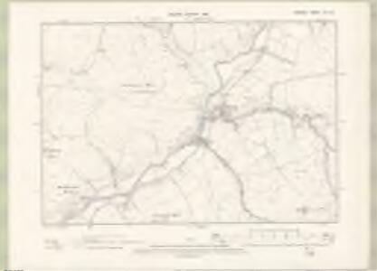 Ayrshire Sheet LVI.SE - OS 6 Inch map