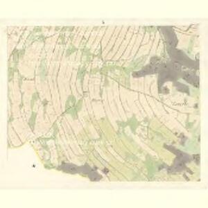 Sponau (Spalow) - m2820-1-008 - Kaiserpflichtexemplar der Landkarten des stabilen Katasters