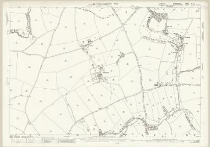 Shropshire LII.11 (includes: Badger; Patshull; Pattingham; Rudge; Worfield) - 25 Inch Map