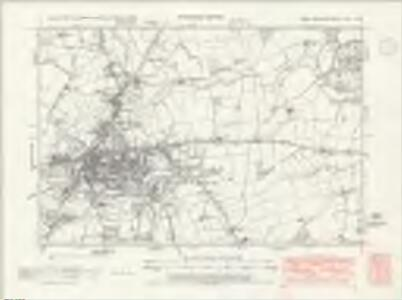 Essex nXXXV.NW - OS Six-Inch Map