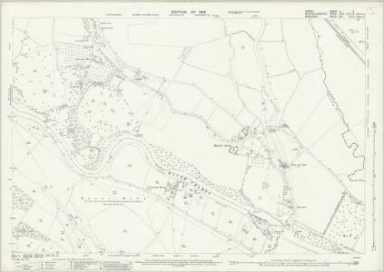 Surrey V.5 (includes: Egham; Wyrardisbury) - 25 Inch Map
