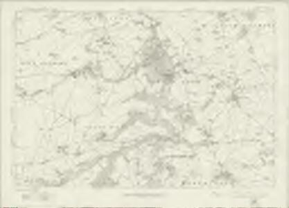 Gloucestershire LXXIV - OS Six-Inch Map