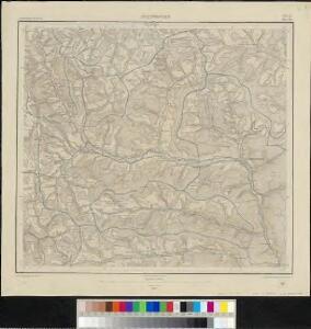 Meßtischblatt [7915] : Furtwangen, 1879