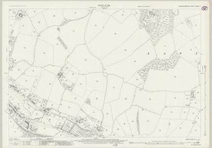 Buckinghamshire XXXIX.14 (includes: Chesham; Latimer) - 25 Inch Map