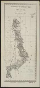 Demarcacion de limites con Chile. Plano general de la sub-comision n°5