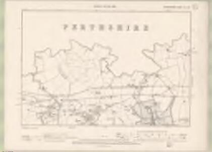 Stirlingshire Sheet IX.SW - OS 6 Inch map