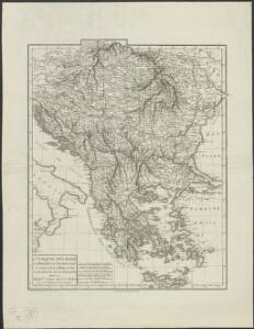 La Turquie d'Europe, La Hongrie, La Transilvanie, La Croatie, La Morlaquie, La Sclavonie et La Dalmatie avec La Rép.que des Sept Iles