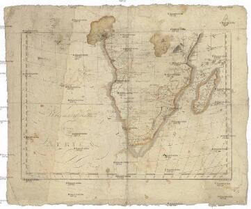 Uibersichts Karte von Africa