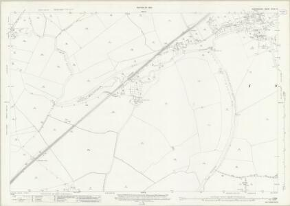 Oxfordshire XXVII.15 (includes: Gosford and Water Eaton; Hampton Gay and Poyle; Islip; Kidlington; Woodeaton) - 25 Inch Map