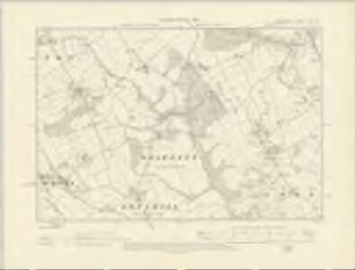 Shropshire LXVI.NE - OS Six-Inch Map