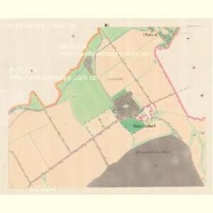 Schönbrumm (Studinka) - m0529-1-003 - Kaiserpflichtexemplar der Landkarten des stabilen Katasters
