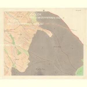 Bistrzitz - m0316-1-004 - Kaiserpflichtexemplar der Landkarten des stabilen Katasters