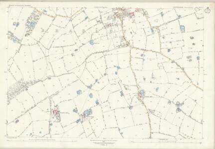 Staffordshire XLIV.9 (includes: Bradley; Penkridge) - 25 Inch Map
