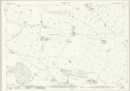 Staffordshire XXIII.13 (includes: Eccleshall; Standon) - 25 Inch Map