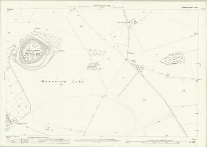 Hampshire and Isle of Wight XXXI.11 (includes: Longstock; Nether Wallop) - 25 Inch Map