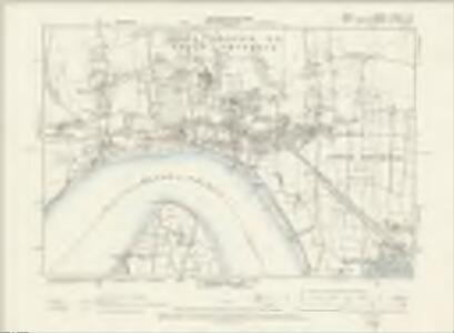 Essex LXXXIII.SE - OS Six-Inch Map