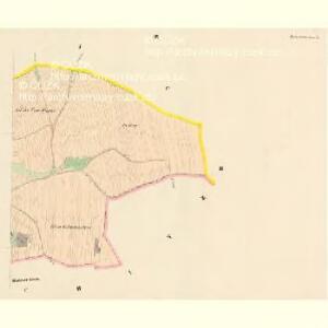 Tschernotin (Czernotin) - c0905-1-003 - Kaiserpflichtexemplar der Landkarten des stabilen Katasters